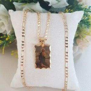 Jewelry - St. Jude Picture Necklace